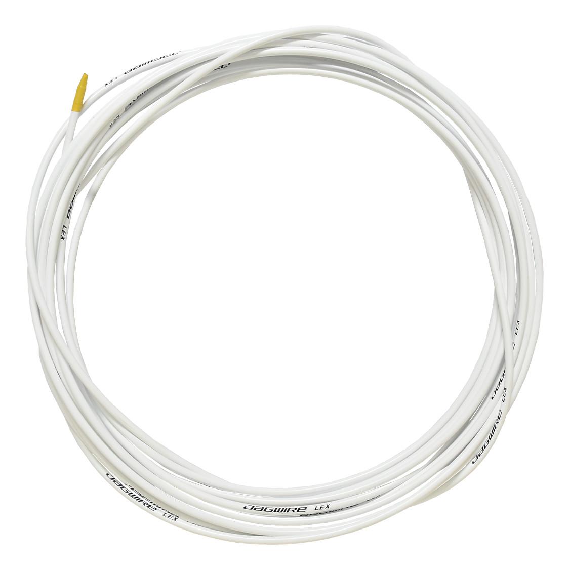 bowden řadící JAGWIRE 4mm bílý /za 1m/