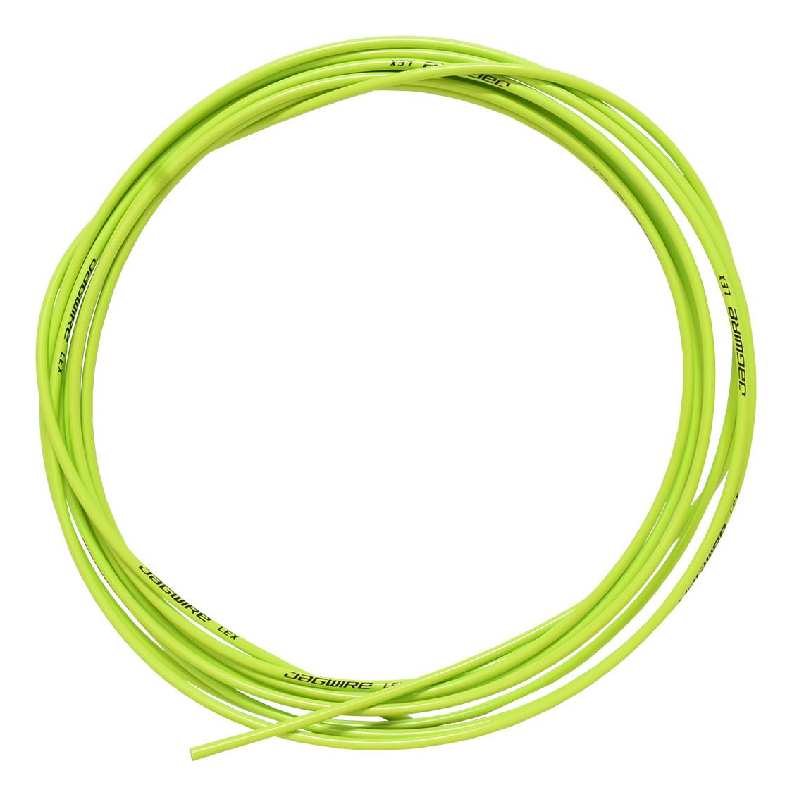 bowden řadící JAGWIRE 4mm zelený /za 1m/