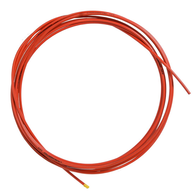 bowden řadící JAGWIRE 4mm červený /za 1m/