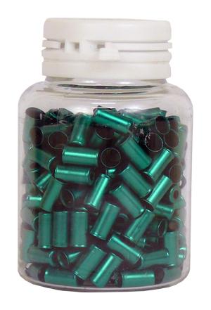 koncovka bowdenu ALHONGA-D90 5mm/250ks zelená