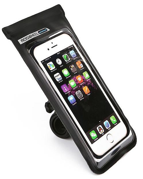 """obal na mobil ROSWHEEL 111362 + držák pro mob. 6"""""""