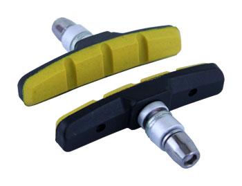 brzd.špalíky MRX-652 černo-žluté
