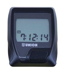 cyklocomputer UNION-8 černý