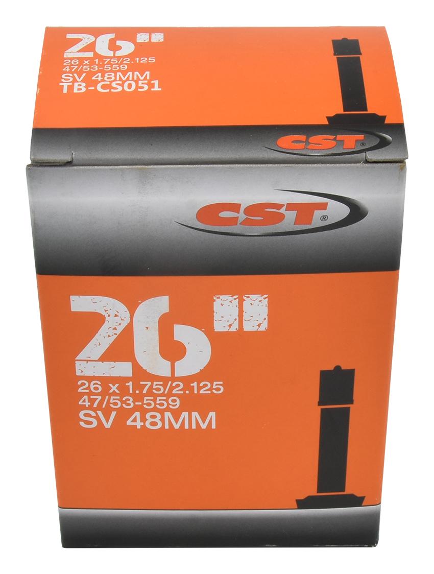 duše MRX 26x1,75-2,125 AV 48mm