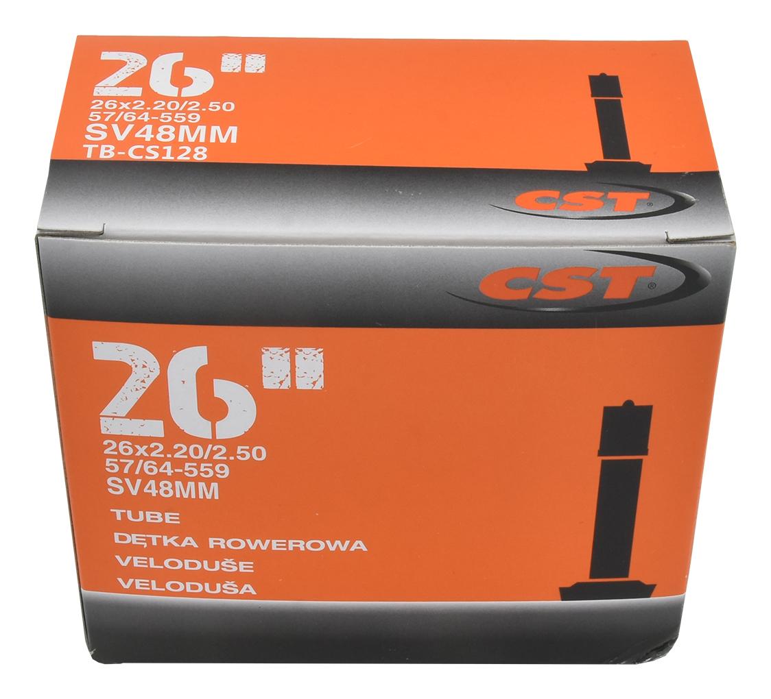 duše CST 26x2,2-2,5 AV 48mm