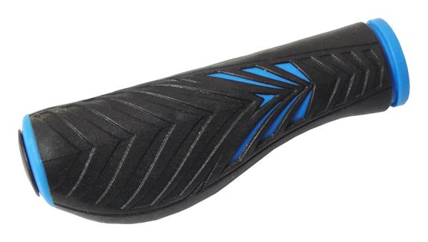 gripy MRX 1133 AD2 ergonom. černo-modrý 125mm