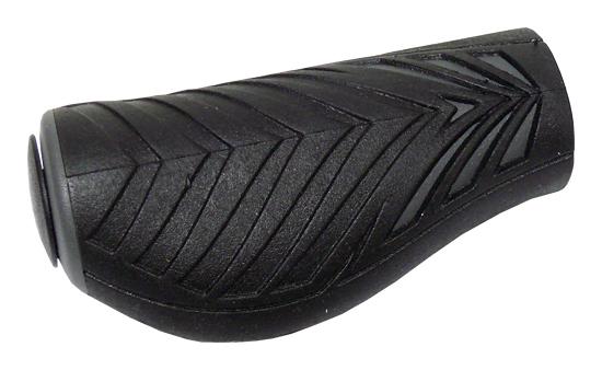 gripy MRX 1133 AD2 ergonom.černo-šedý 92mm