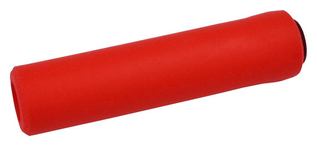 gripy PROFIL VLG-1749A silicon 130mm červený