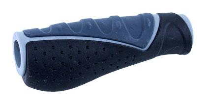 gripy PROFIL 709 AD3 ergonom. černo-šedý