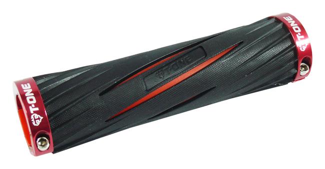 gripy T-ONE BLADE T-GP30RR imbus červený