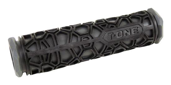 gripy T-ONE T-GP19G černo-šedý