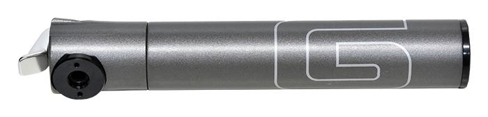 hustilka GIYO GM-43LT mikro CNC-Alu MTB 120psi