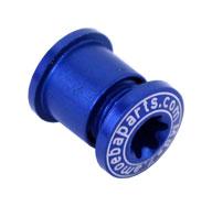 šrouby do převodníku AMOEBA Al7075-T6 modrý 5ks