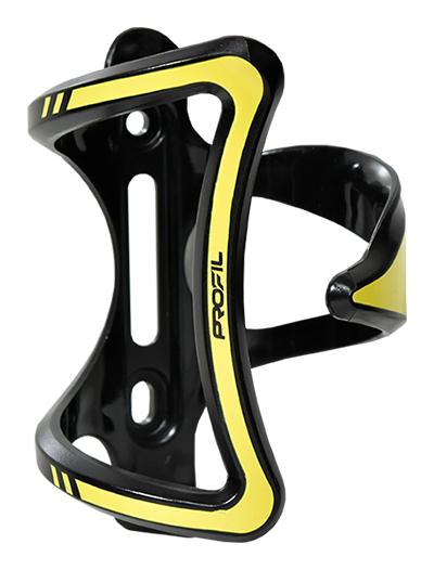 košík na láhev PROFIL CL-093 černo-žlutý