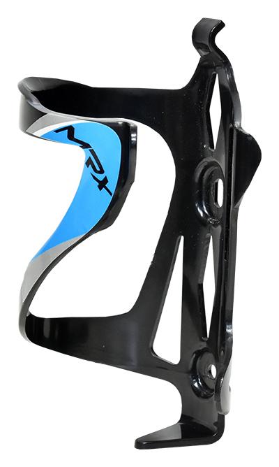 košík na láhev PROFIL BC23 plast černo-modrý