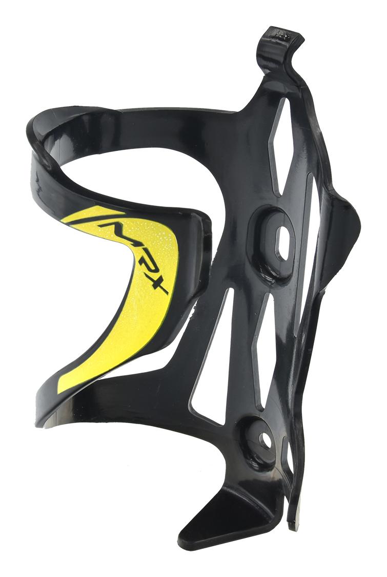 košík na láhev PROFIL BC23-2 plast černo-žlutý