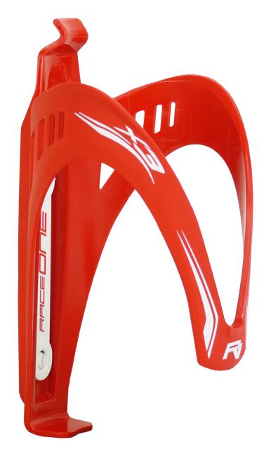 košík na láhev RACE ONE -X3 červený