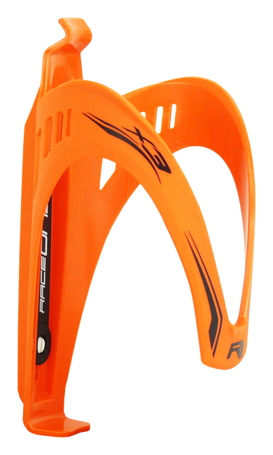 košík na láhev RACE ONE -X3 neon oranžový