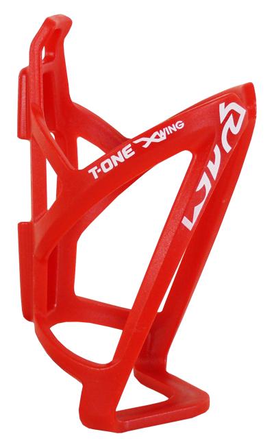 košík na láhev T-ONE X-WING BC07R červený