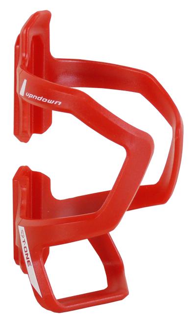 košík na láhev T-ONE UPNDOWN BC09R stav. červený