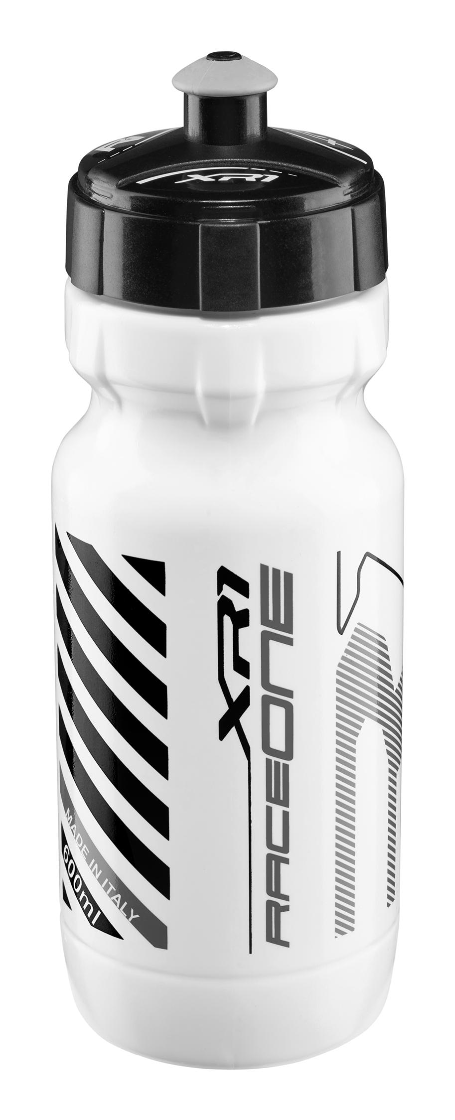 láhev RACE ONE XR1, 0,6l bílo-černá