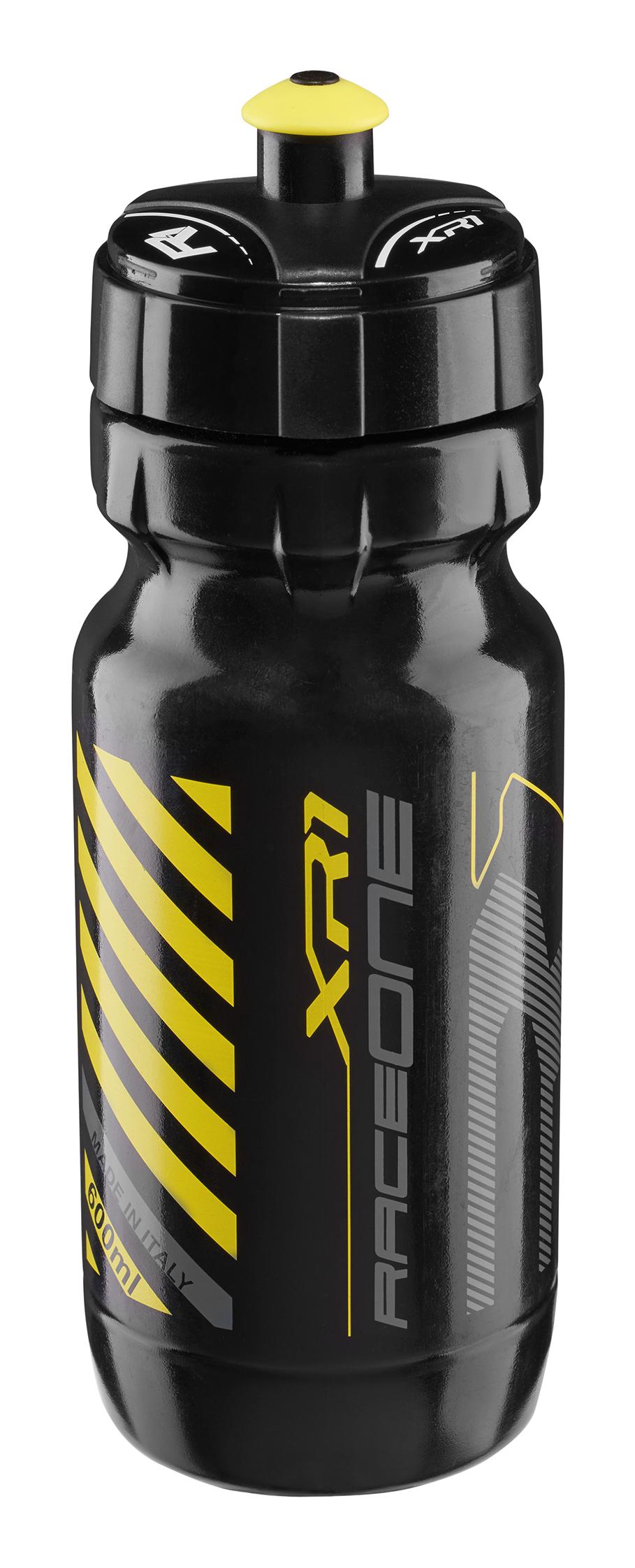 láhev RACE ONE XR1, 0,6l černo-žlutá