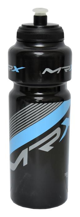 láhev MRX 0,75l černo-šedo/modrá