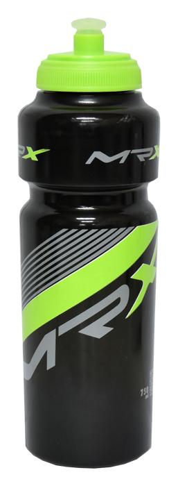 láhev MRX 0,75l černo-šedo/zelená
