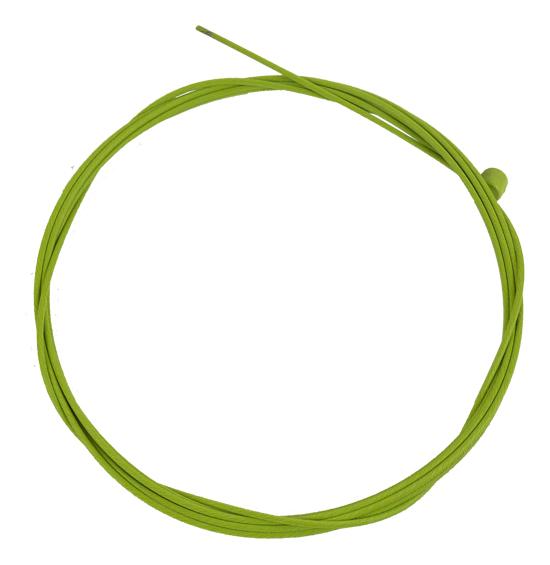 lanko brzdové ALHONGA HJ-10563-nerez 2,1m zelené