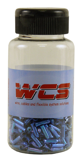 koncovka lanka SACCON-W106 modré /500ks/