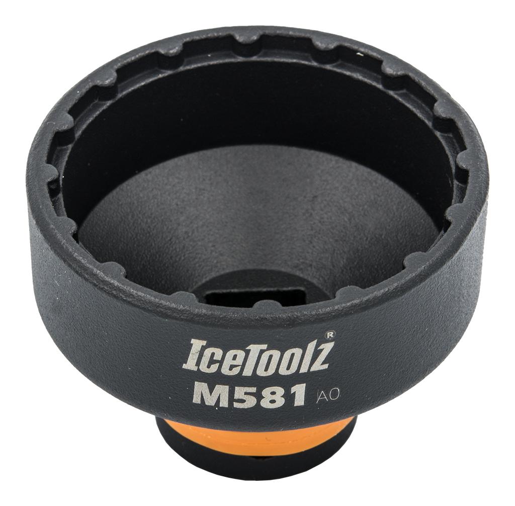 stahovák matice kliky ICETOOLZ M581 STEPS E6100/E7000/E8000