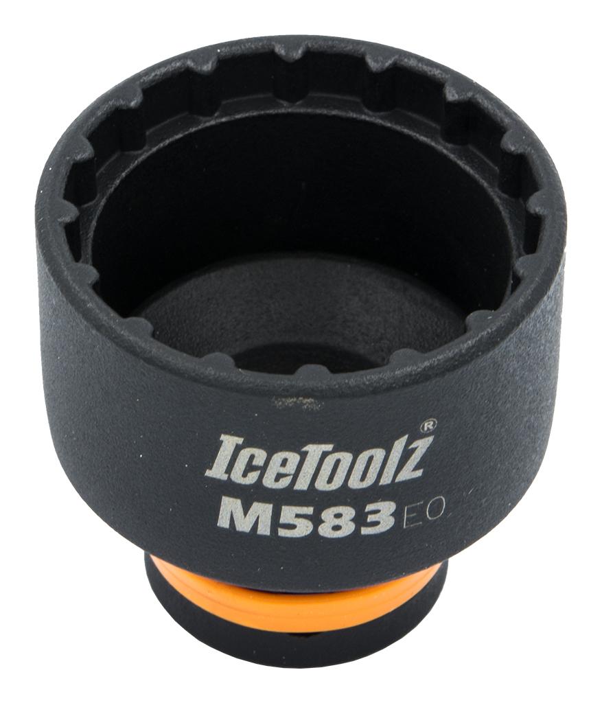 stahovák matice kliky ICETOOLZ M583 STEPS E6000