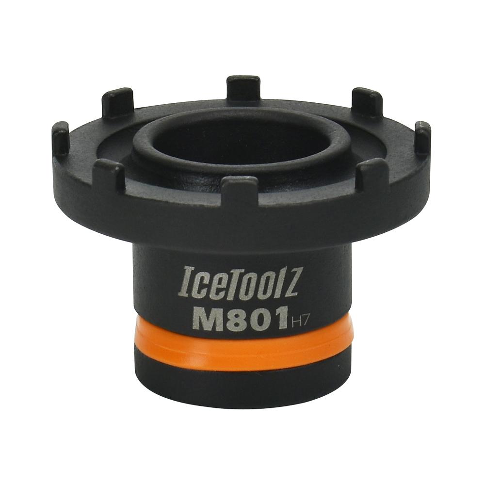 stahovák matice kliky ICETOOLZ M801 BOSCH