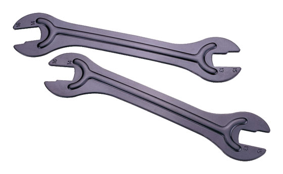 klíče kónusové ICETOOLZ-0502 13x15 + 14x16 2ks