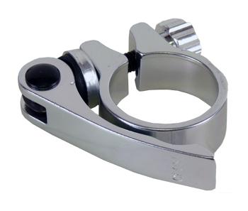 objímka podsedl.UNO XTB-C 31,8 stříbrná