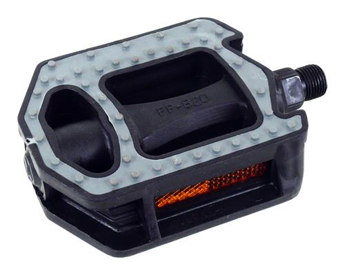 pedály FEIMIN FP-820 plast.černé