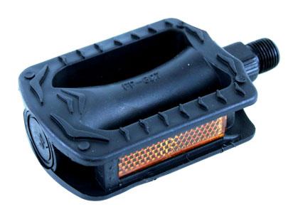 pedály FEIMIN FP-627 plast.dětské černé