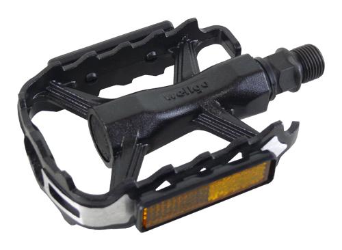 pedály WELLGO M-224G černé