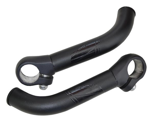 rohy PROFIL C03-A/52/ černé matné