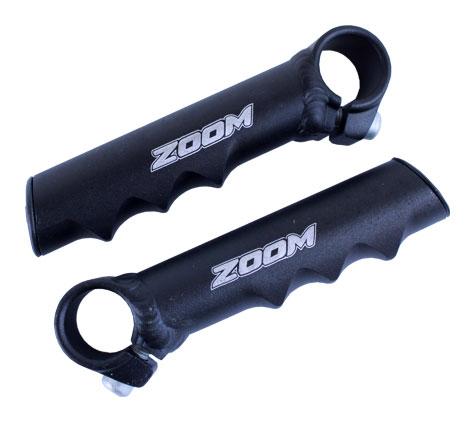 rohy ZOOM MT-A97 ergonomické černé matné