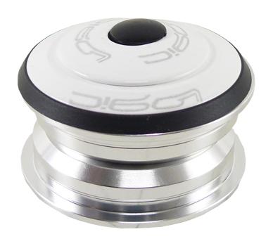 """řízení NECO H146 1-1/8"""" semi-integr.bílé"""