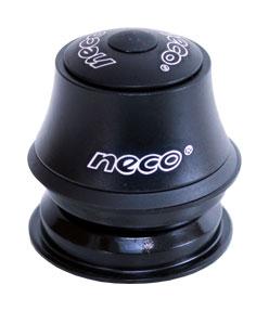 řízení NECO H148 1-1/8 semi-integr.kuž.25mm černé