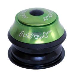 řízení NECO H148 1-1/8 semi-integr.zelené
