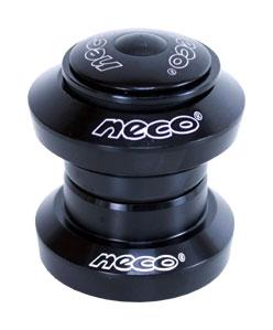 """řízení NECO H738N 1-1/8"""" černé"""