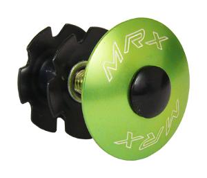 """ježek NECO H2861 1-1/8"""" Al zátka zelená"""