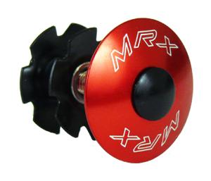 """ježek NECO H2861 1-1/8"""" Al zátka červená"""