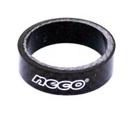 """podlož.řízení NECO CS3510 1-1/8"""" carbon 10mm"""