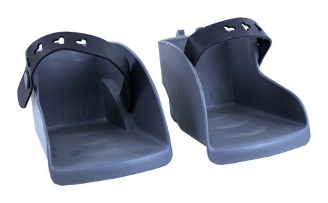 náhradní stupačky k dětským sedačkám