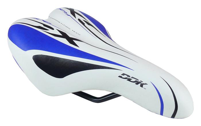 sedlo DDK D1217A dětské bílo - modré