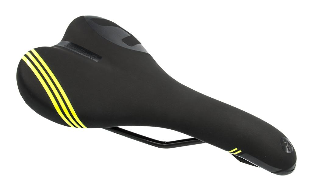 sedlo PROFIL K064 černo-žluté